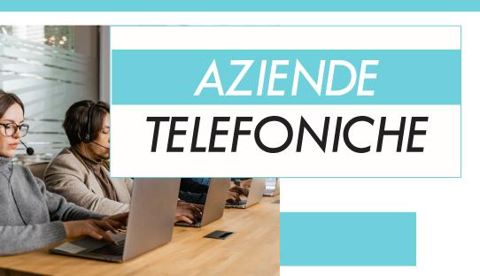 Aziende telefoniche Monza e della Brianza