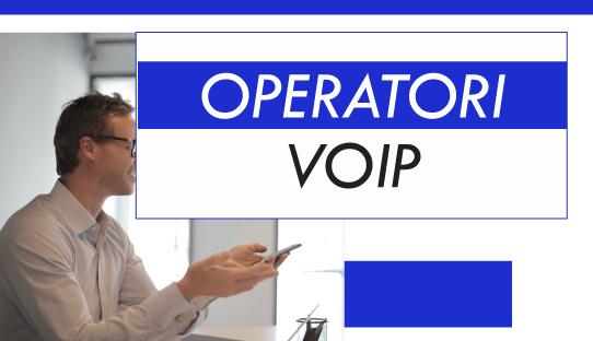Operatori VoIP Pistoia