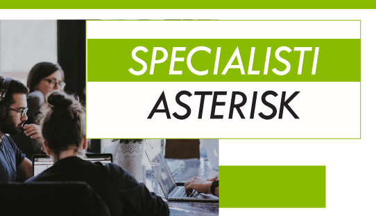 Specialisti Asterisk Medio Campidano