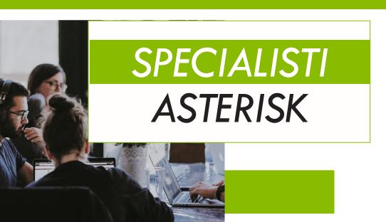 Specialisti Asterisk Massa Carrara