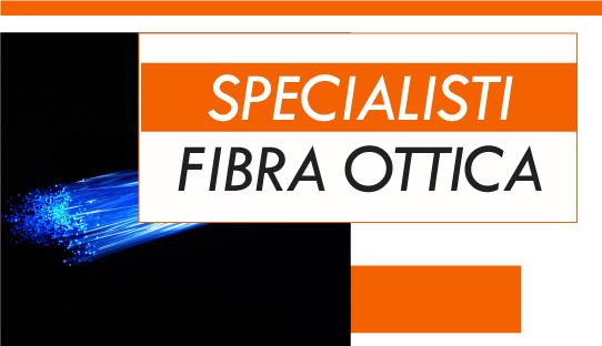 Specialisti banda larga e fibra ottica Arezzo