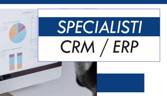 Specialisti CRM e ERP Ferrara