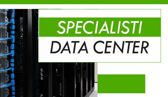 Specialisti data center Bologna